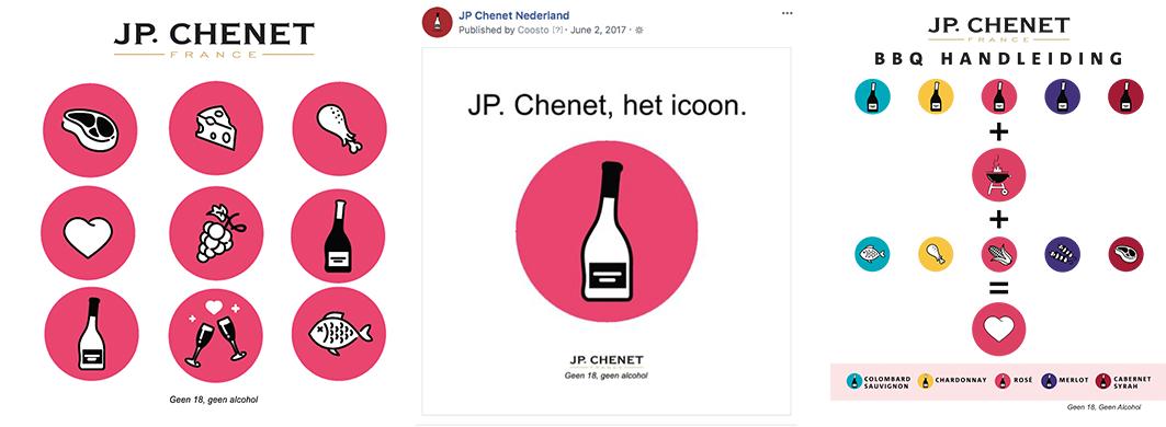JP. Chenet Icon Communication